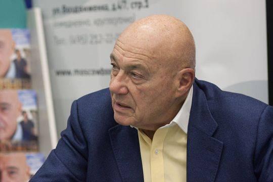 Журналист Владимир Познер уехал из Грузии на фоне связанных с его визитом протестов