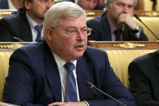Жвачкин стал врио губернатора Томской области