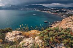 На несколько дней вводятся ограничения на полёты над частью Крыма и Чёрного моря