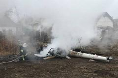 В авиакатастрофе погиб экс-министр Украины